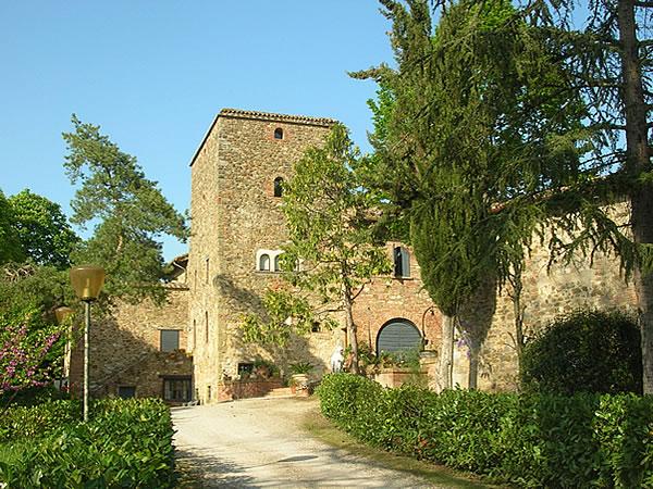 Casa di Riposo Villa Gerini in Umbria ad Umbertide Vicino Perugia